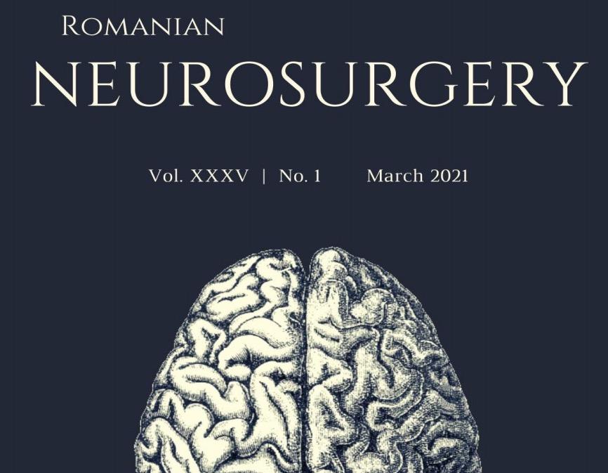 Новая публикация в журнале Neurosurgery