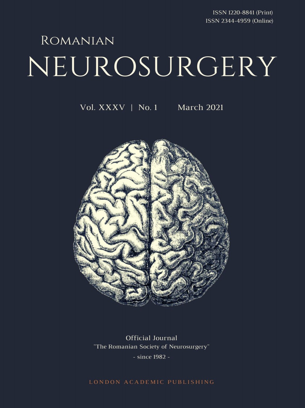 нейрохирург публикам в журнале